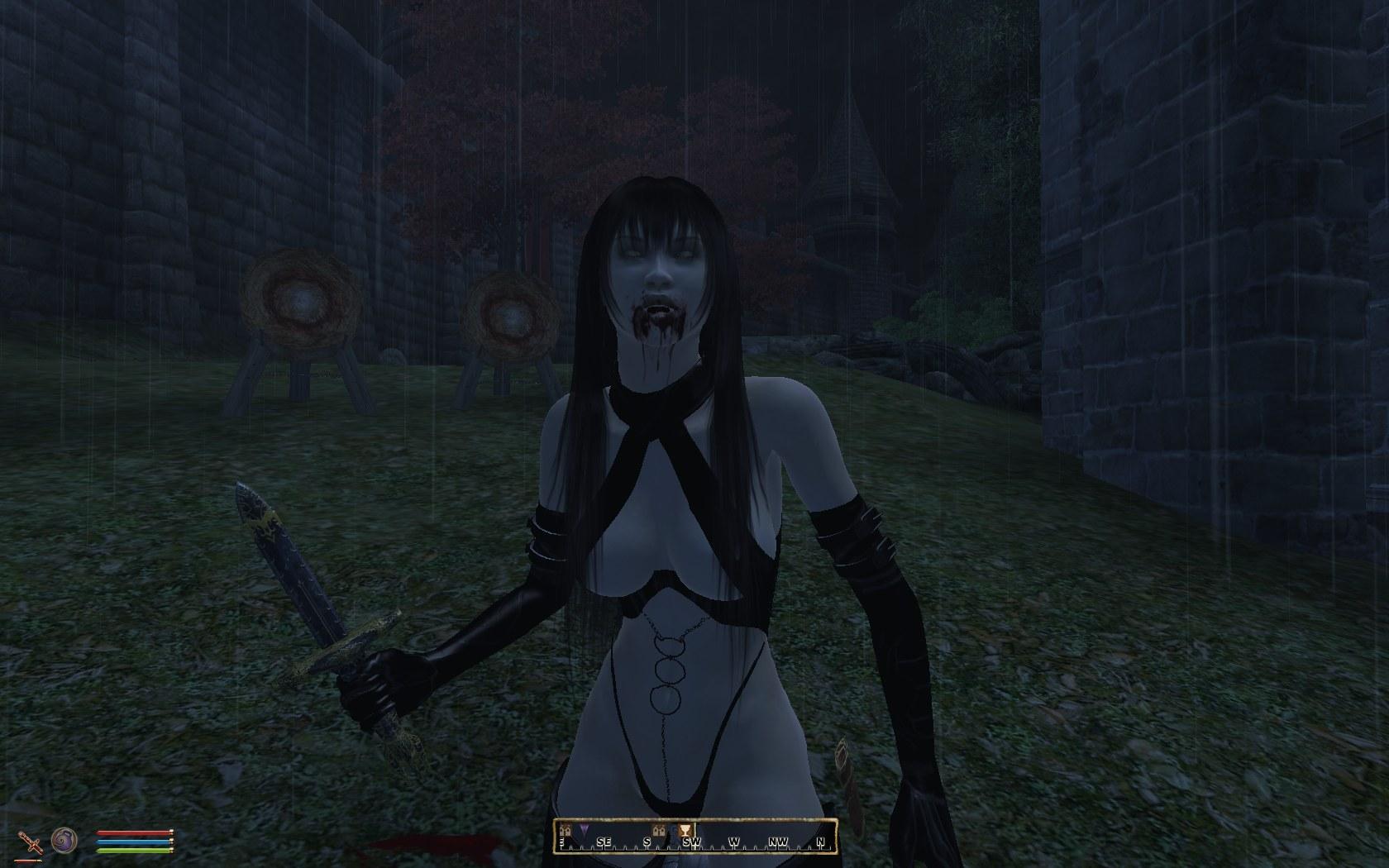 oblivion sex darkness mod download