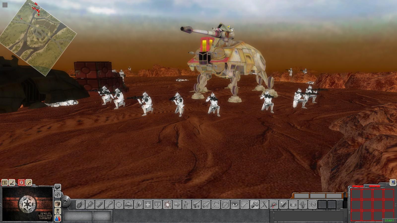 Geonosis War Image - Star Wars - Galaxy At War Mod For Men ...