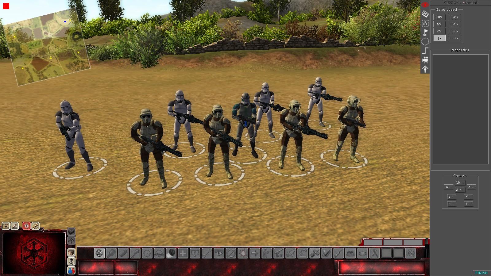 41 Elite 41st elite corps image - star wars - galaxy at war mod for