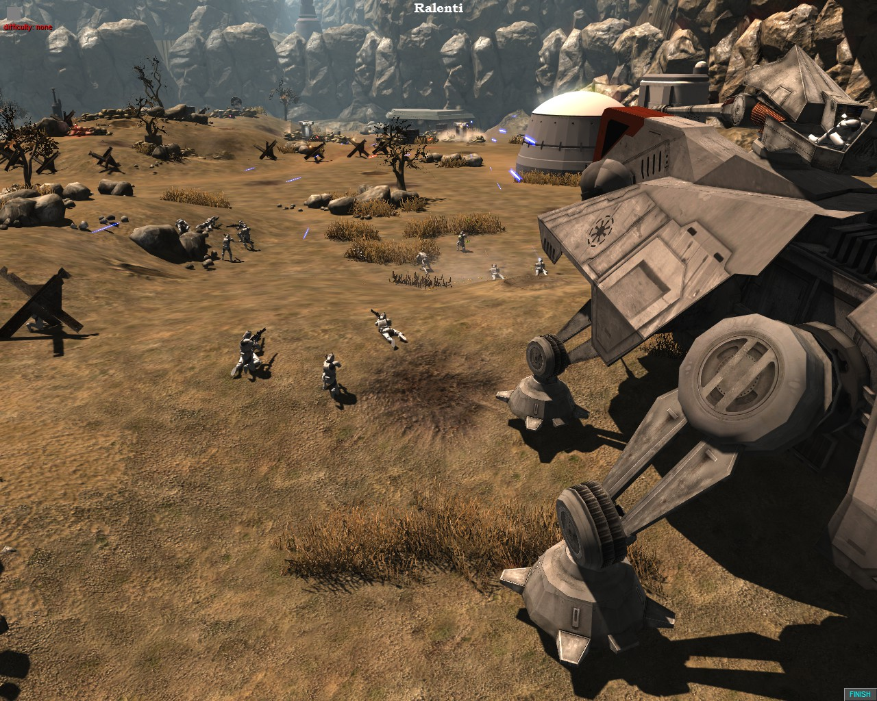 FOR THE REPUBLIC Image - Star Wars - Galaxy At War Mod For ...