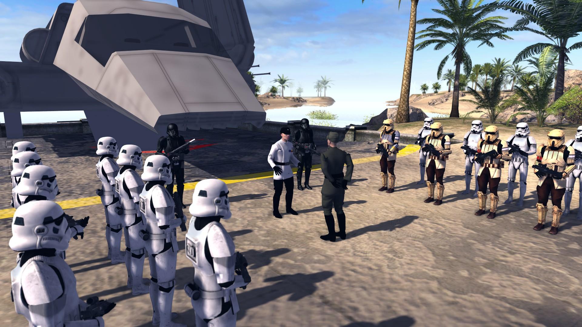 Final Checkups Image - Star Wars - Galaxy At War Mod For ...