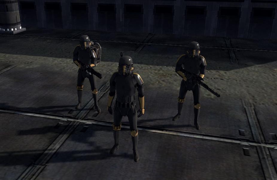 Honor Guards Image Star Wars Galaxy At War Mod For Men Of War