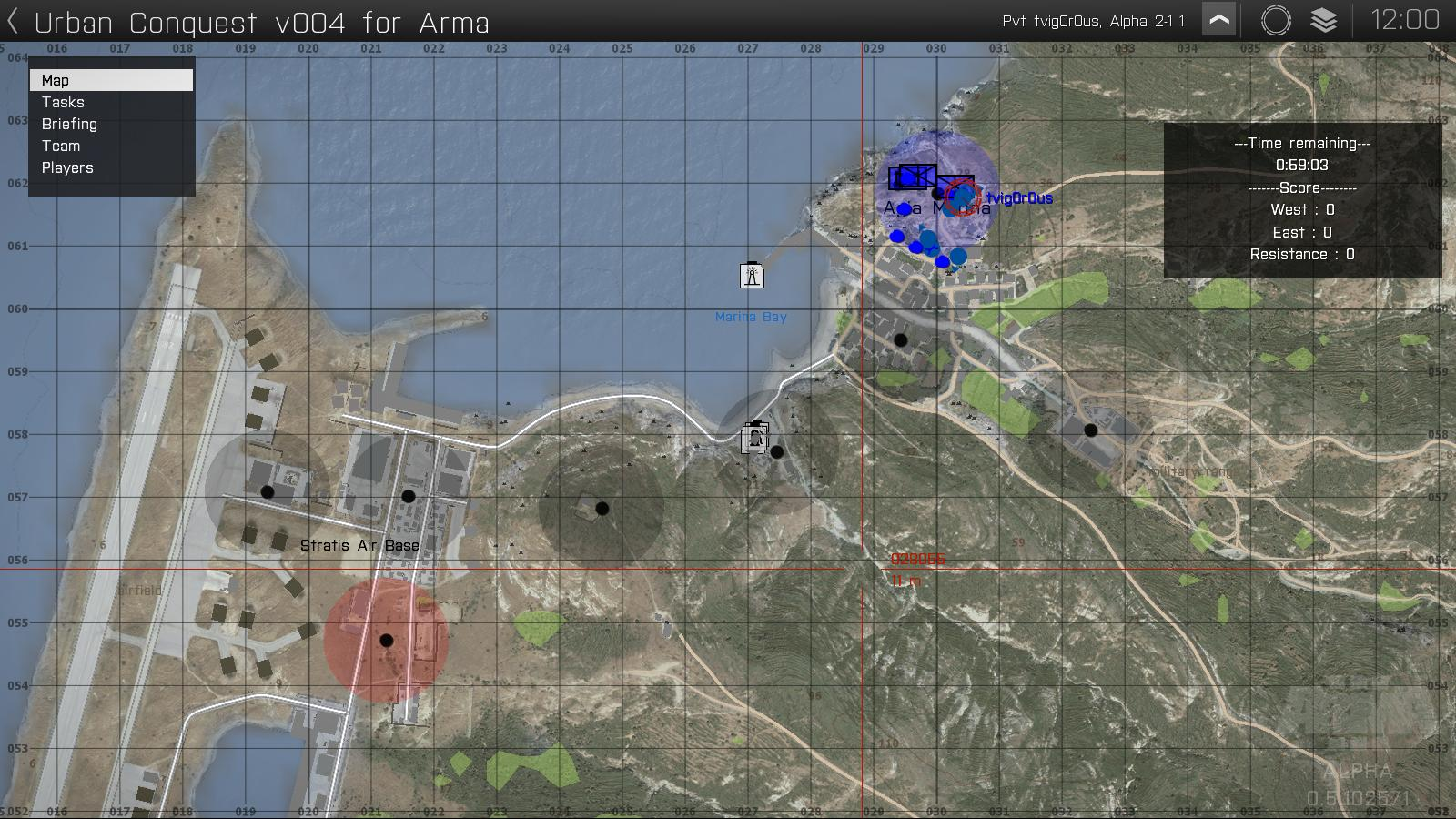 how to add a markwer on map arma 3