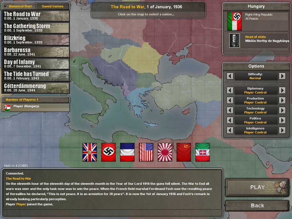 EineKatze's Hearts of Iron III Flag Mod - Mod DB