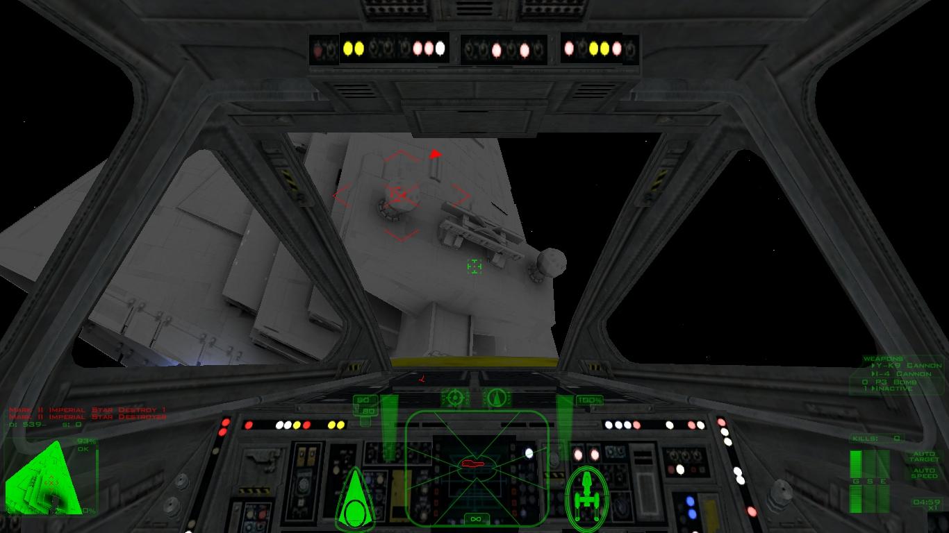 Y Wing Cockpit Image Star Wars The Original Trilogy Mod For Fs2 Open Source Mod Db
