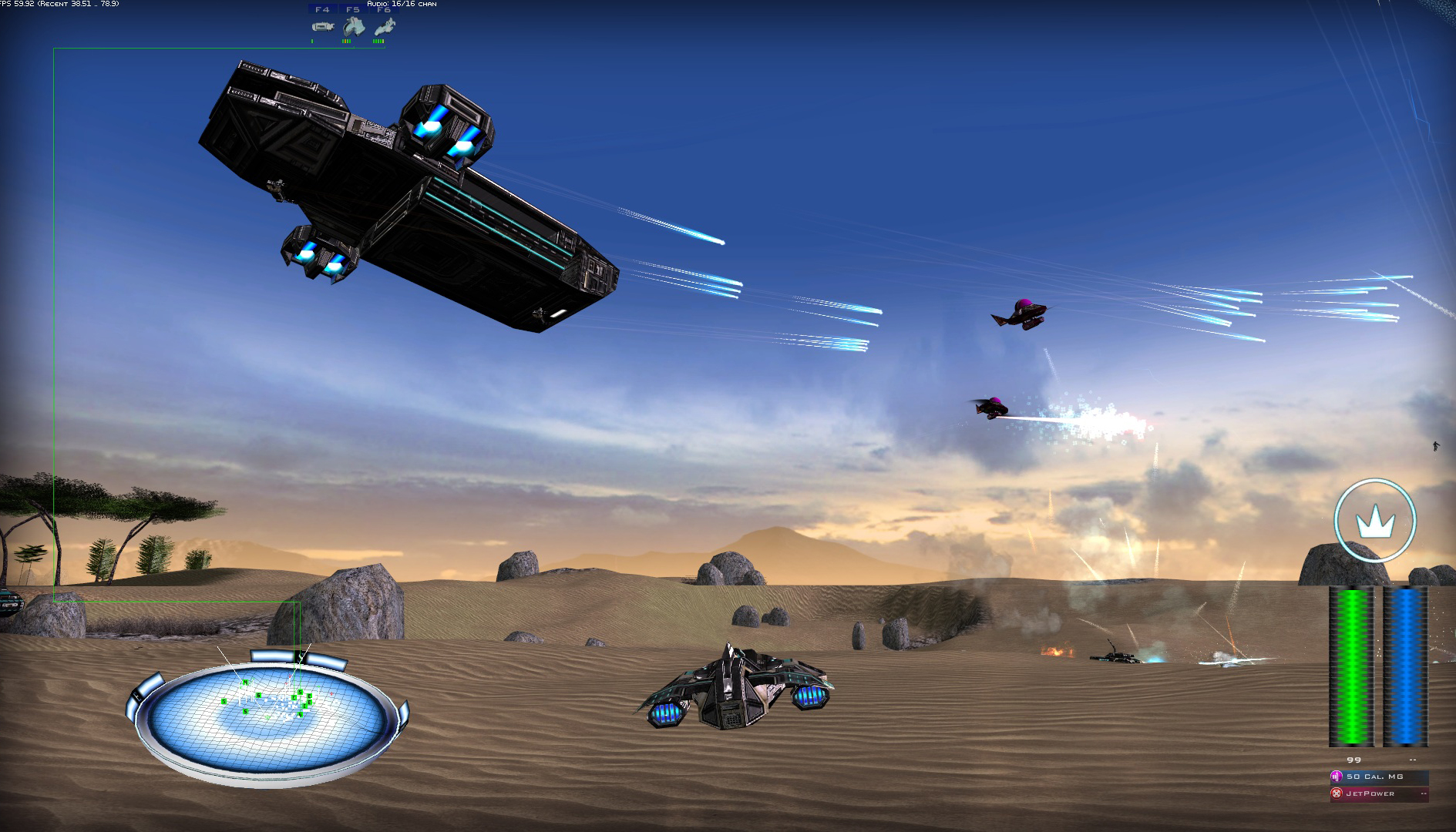 Invasion day image qf2 essence to a thief battlezone for Battlezone 2