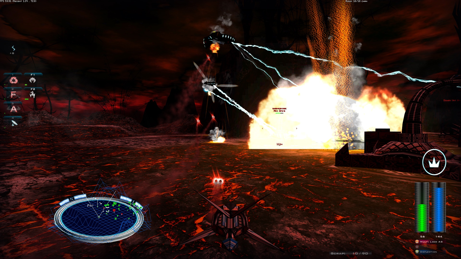 Veluchibal image qf2 essence to a thief battlezone for Battlezone 2