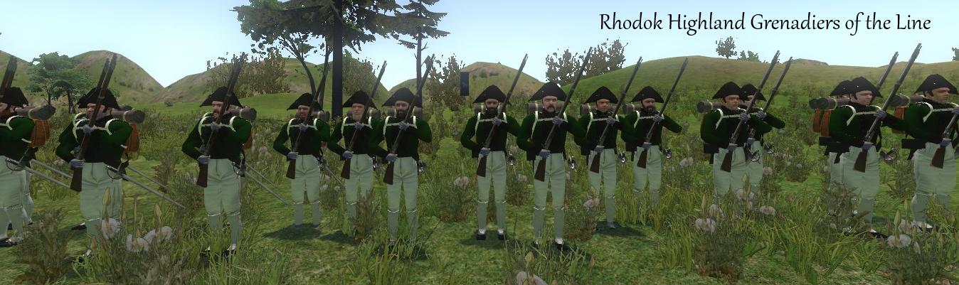 [SP][EN] Calradia: Imperial Age Rhodok_Highland_Grenadiers