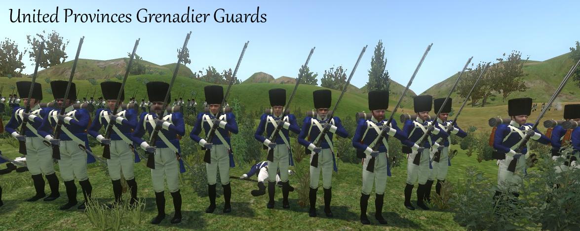 [SP][EN] Calradia: Imperial Age UPN_Grenadier_Guards