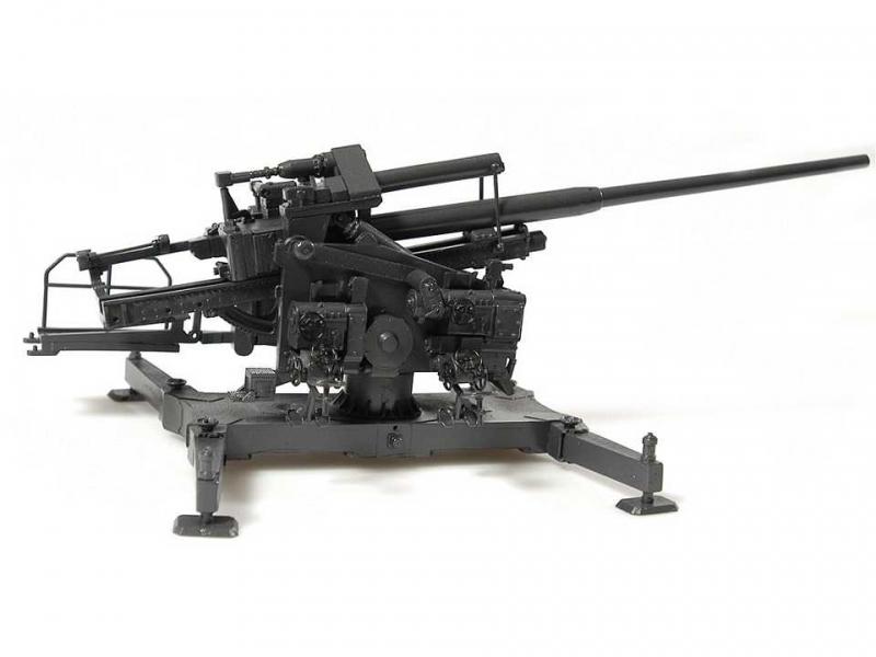 12.8cm Flak 40 image - World W...
