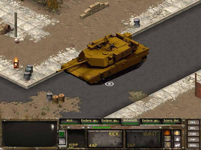 New pics image - Fallout: Enclave mod for Fallout Tactics