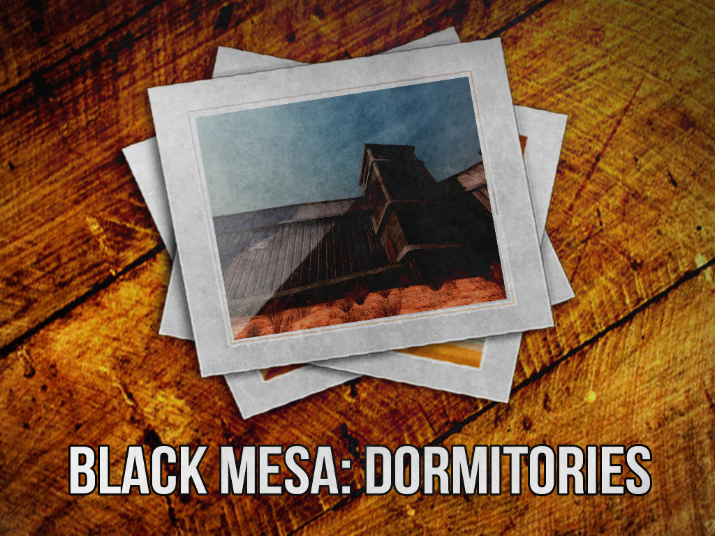 Black mesa dormitories mod for half life 2 mod db for Operation black mesa download