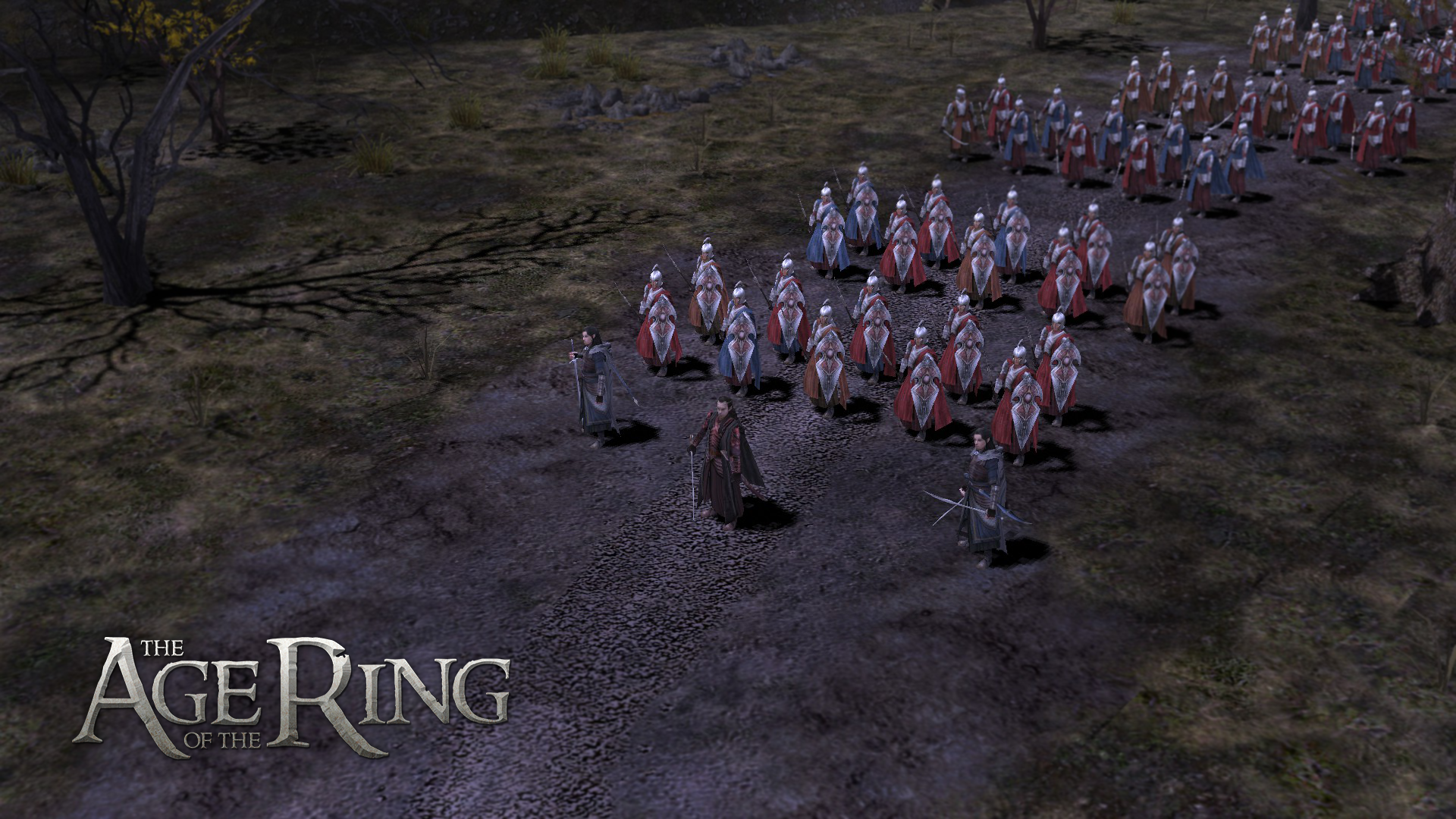 age of the ring mod for battle for middleearth ii rise - HD 1920×1080