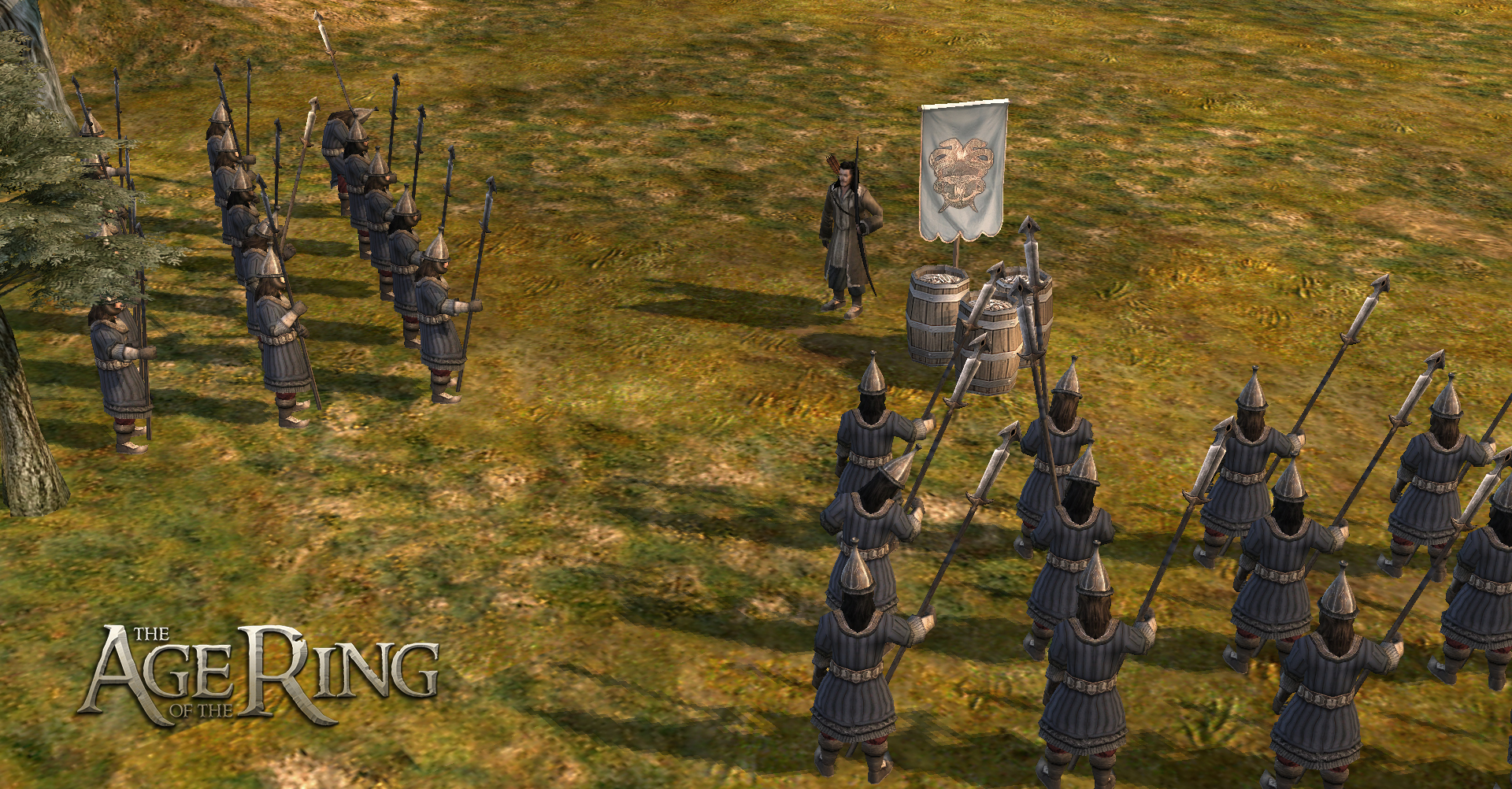 age of the ring mod for battle for middleearth ii rise - HD 1920×1002