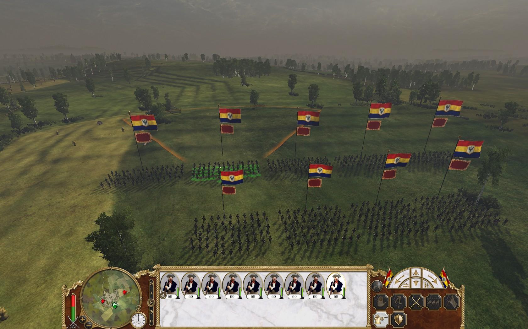 Empire total war flags folder