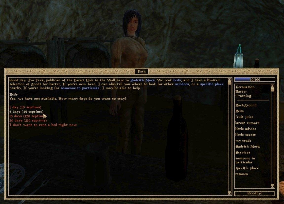Necessities of Morrowind mod - Mod DB