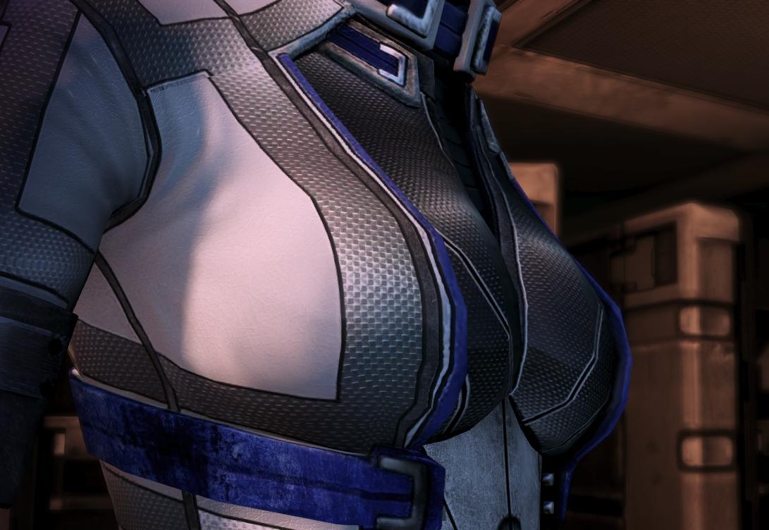 screens image - Mass Effect 3 high resolution mod for Mass