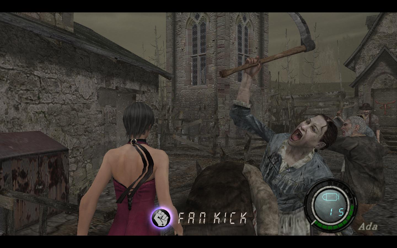 Resident Evil 4 Pc Better Controls Mod