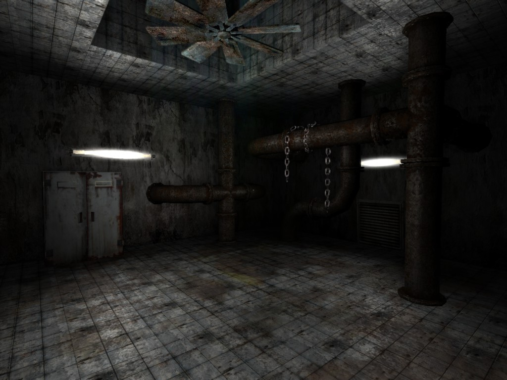 Electrical room image - Dark case V.3 mod for Amnesia: The Dark ...