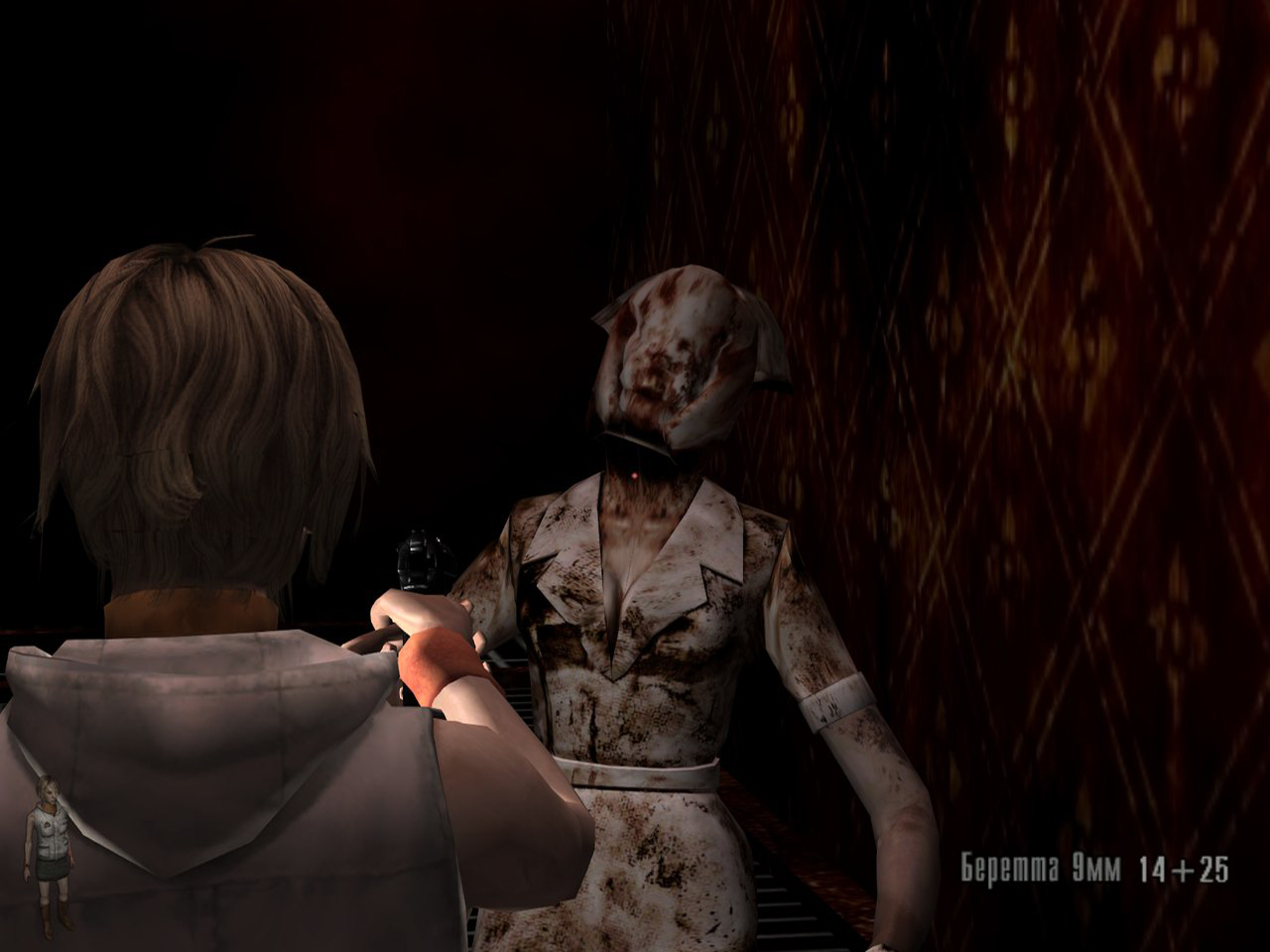 silent hill heather nude