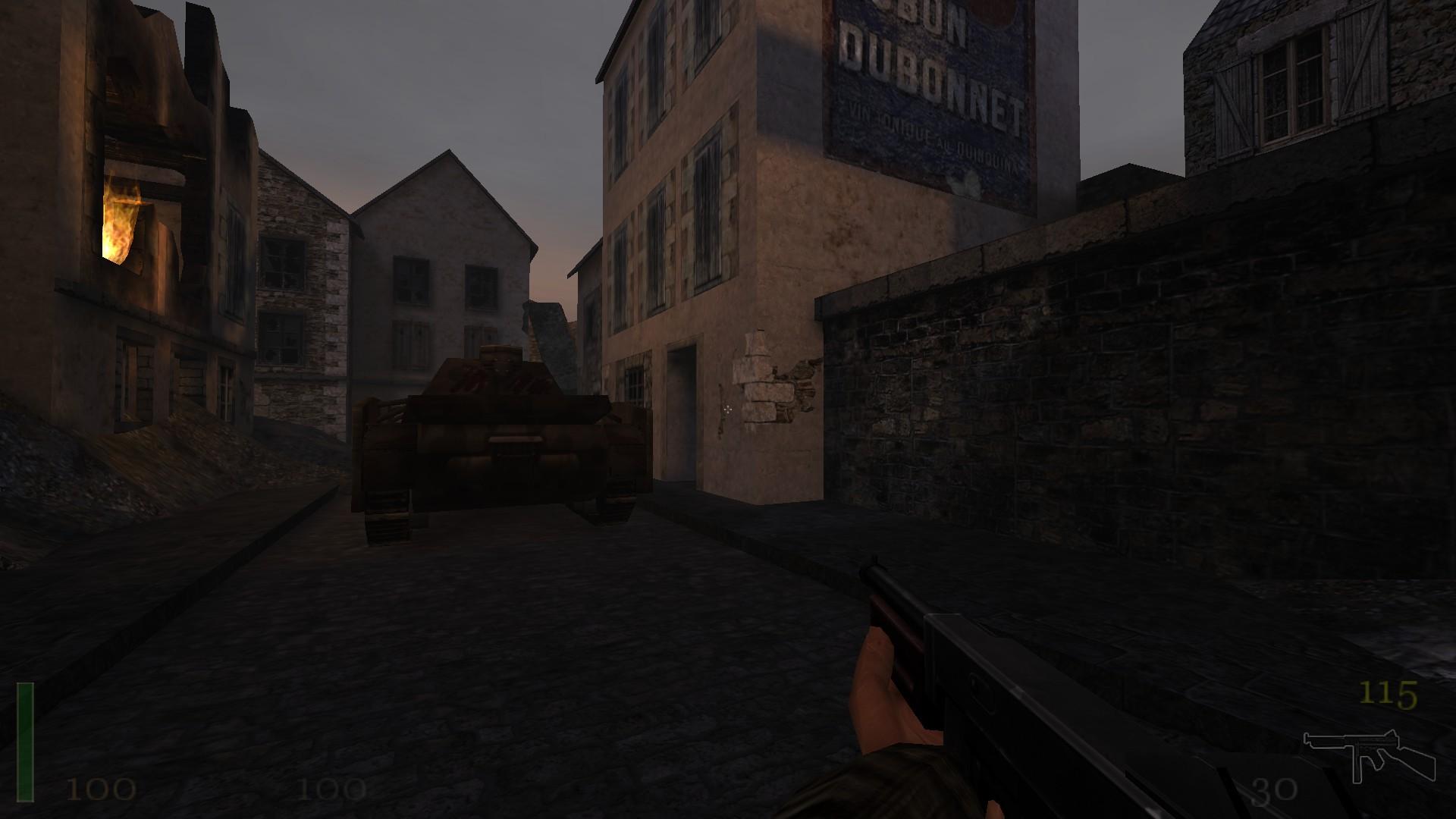 Kugelstadt image return to wolfenstein hd upgrade mod for Castle wolfenstein