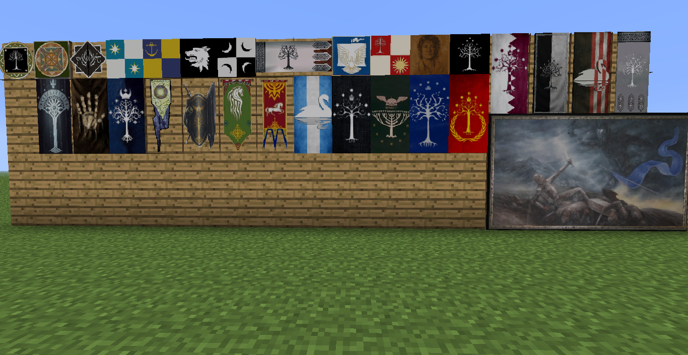How To Make A Painting In Minecraft Xbox