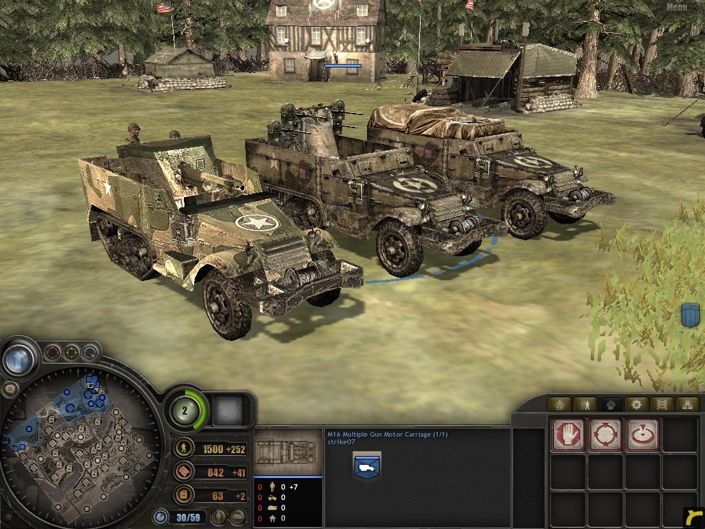 скачать игру Company Of Heroes 1 через торрент бесплатно на русском - фото 5