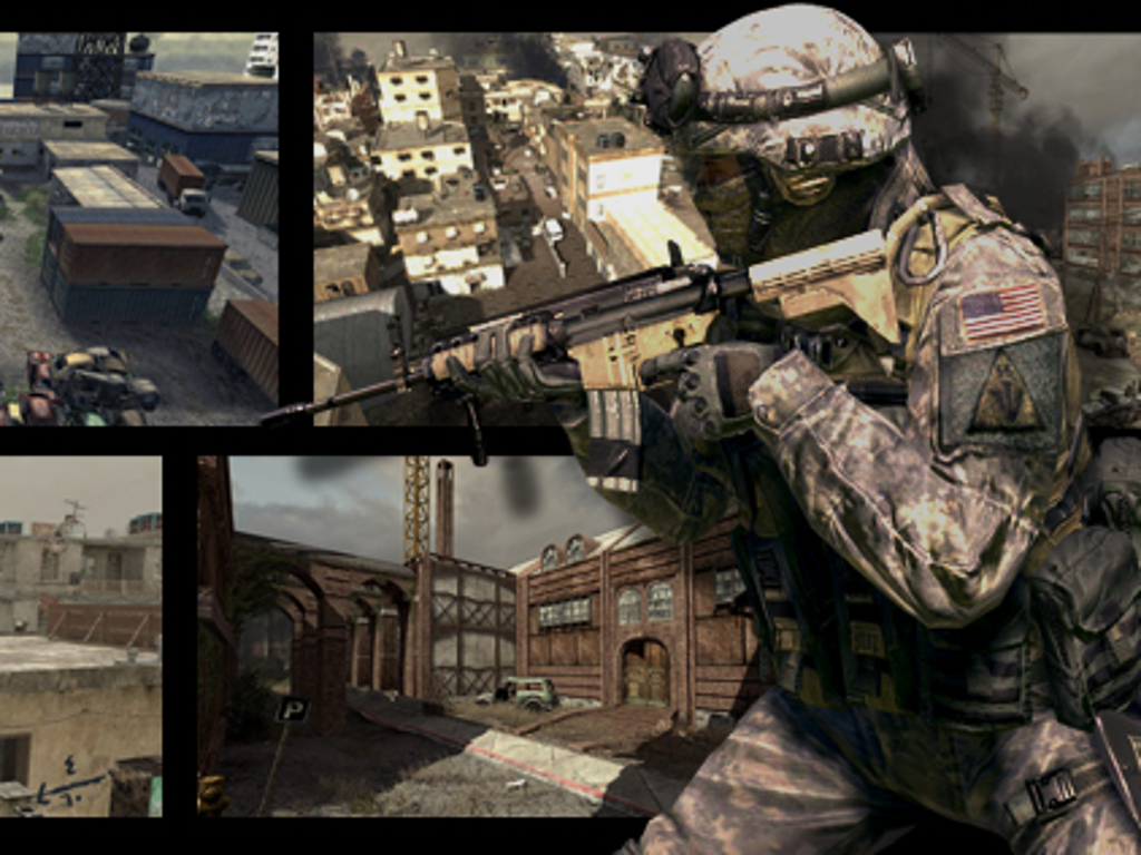 Download call of duty 4: modern warfare patch 1. 7. 1 for mac.