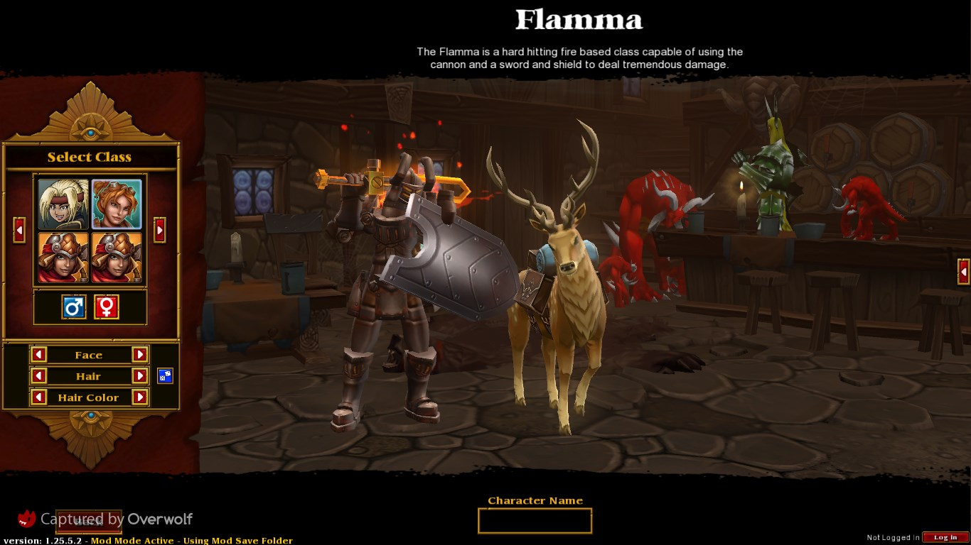 images community class modpack for torchlight ii mod db. Black Bedroom Furniture Sets. Home Design Ideas