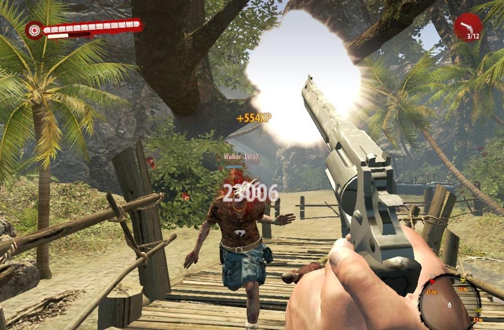 Dead Island Rip Tide Gun Mods