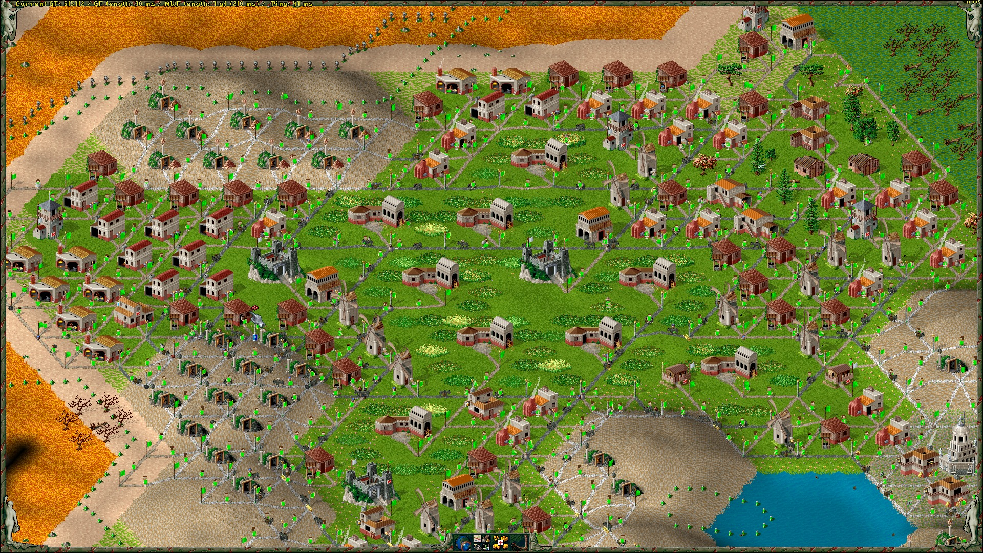 Settlers 2 | old dos games | download for free or play on windows.