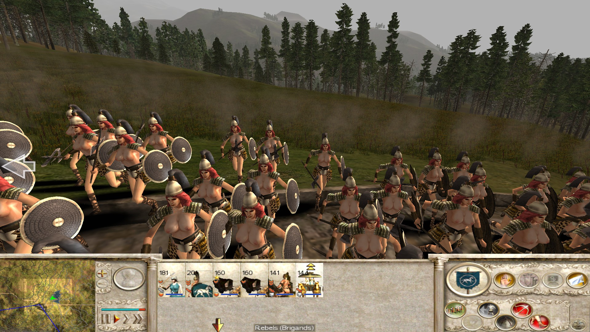 Rome total war nude mods sex tube