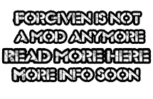 Forgiven becomes a game - Click here to read more!