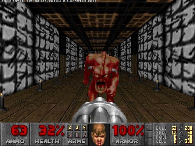 Doom 2 The Challenge mod image - Mod DB