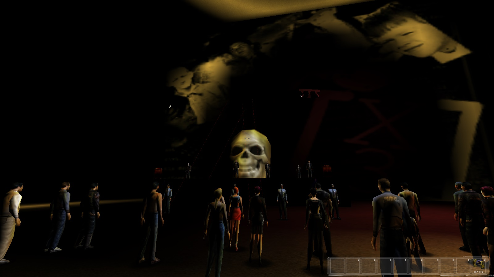 Deus Ex metal concert