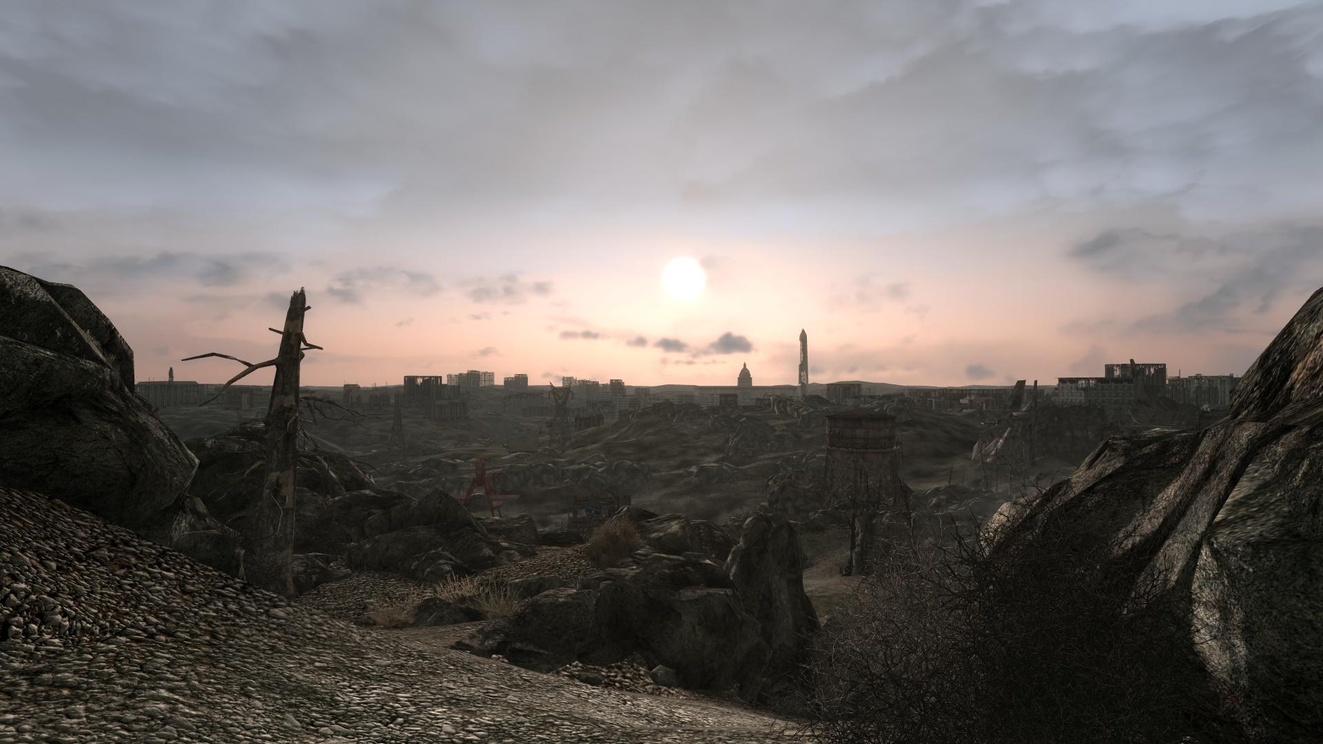 Fallout 3 Weather Mods