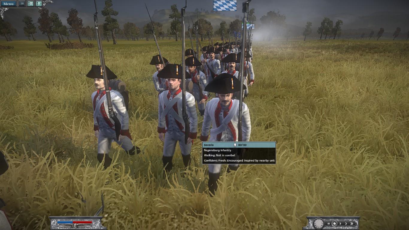 Deployable defences empire total war mods