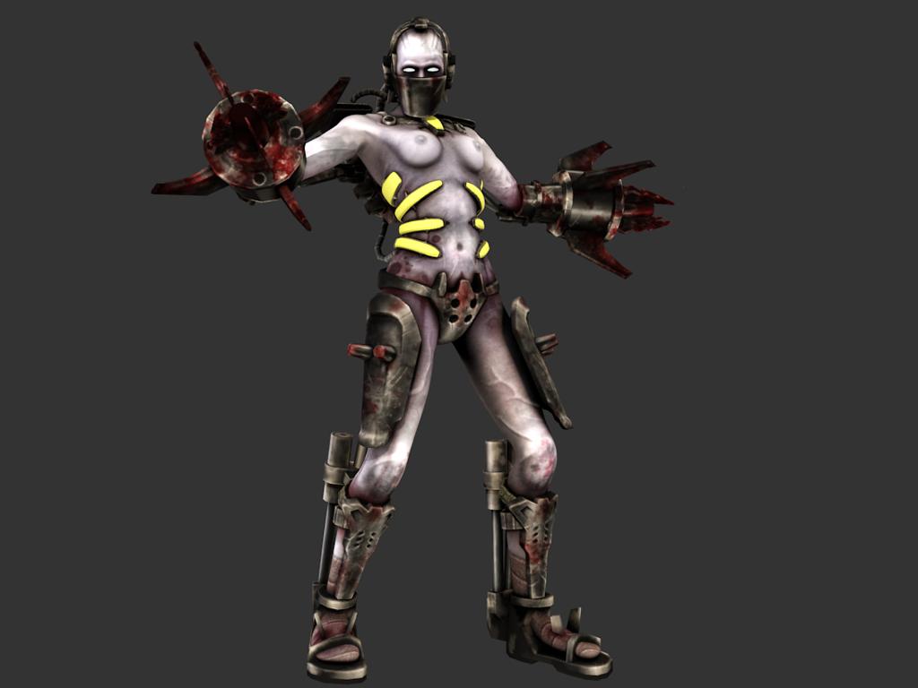 Female Fleshpound mod for Killing Floor - Mod DB
