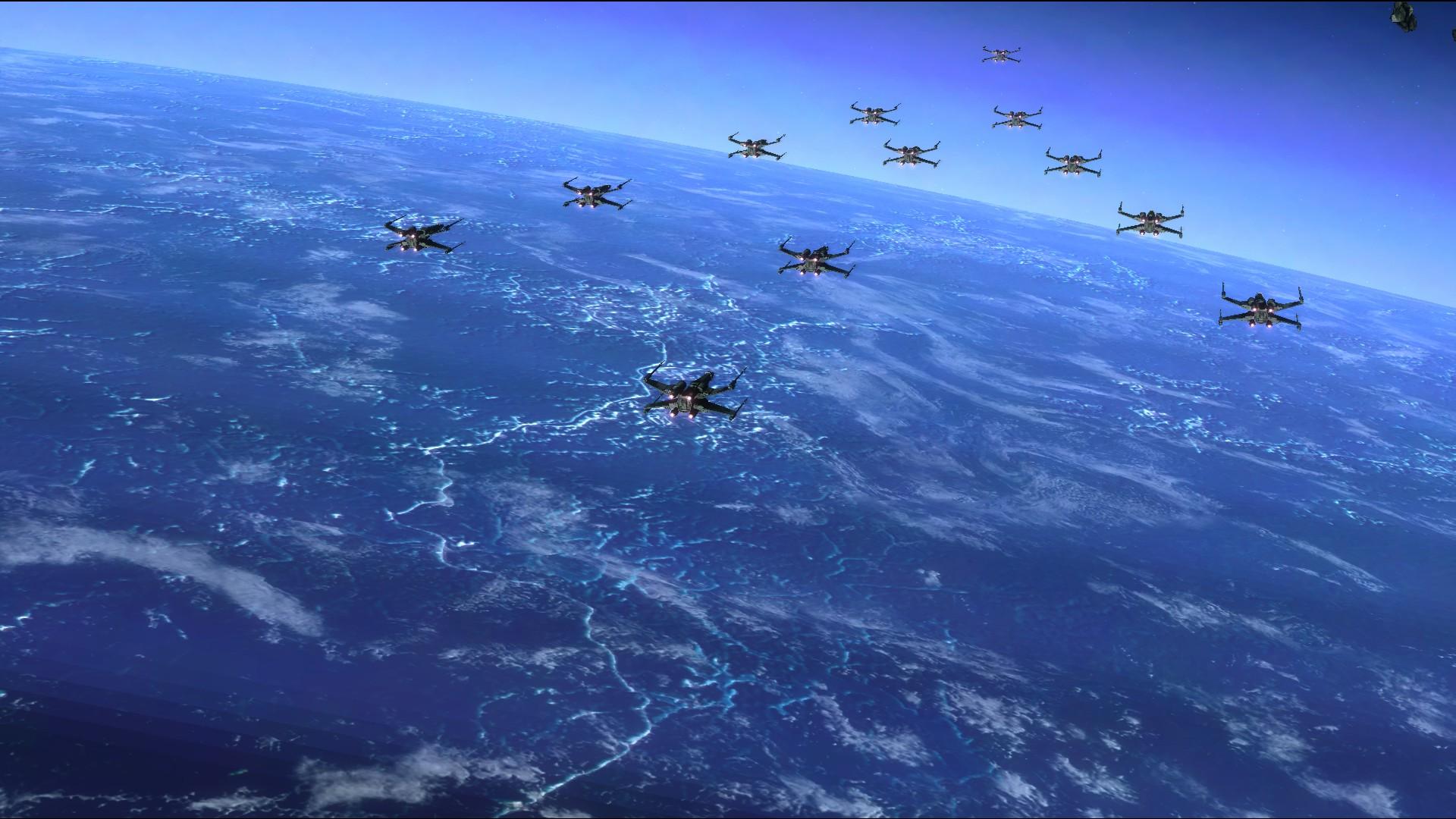 181st and Rogue Squadron image - Empire At War Remake