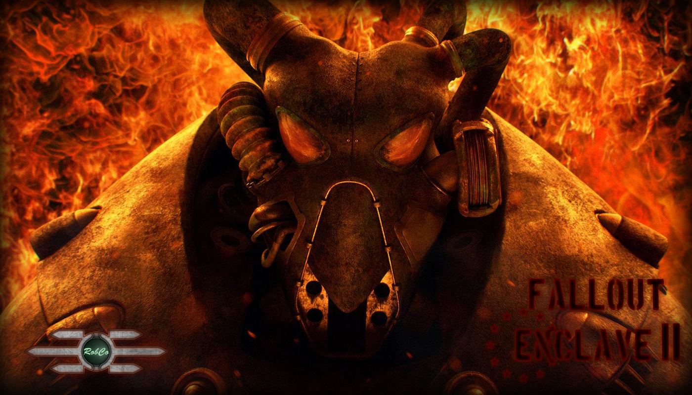 Fallout 2 Enclave Wallpaper