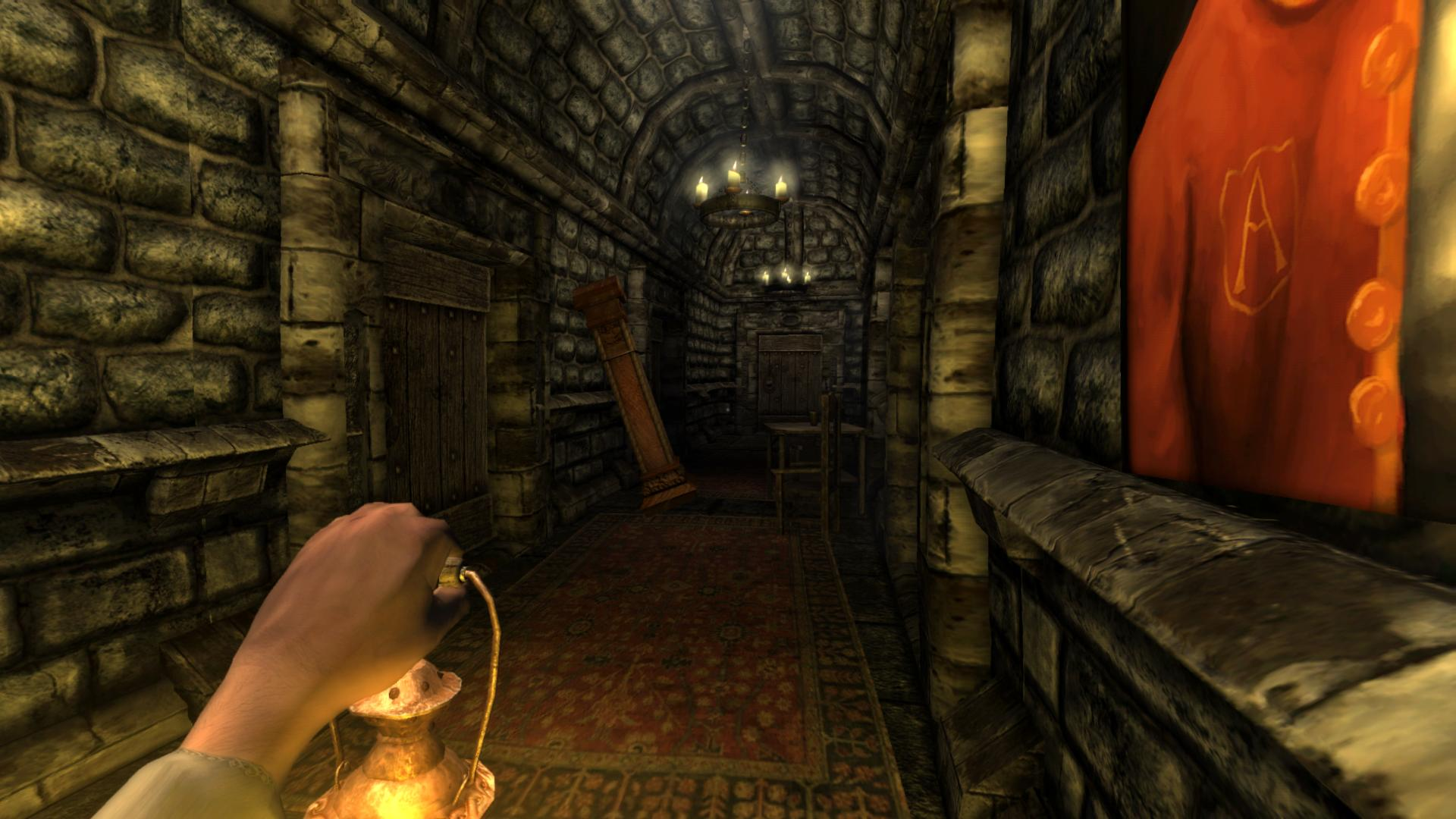 Dental Nightmare Mod For Amnesia The Dark Descent Mod Db