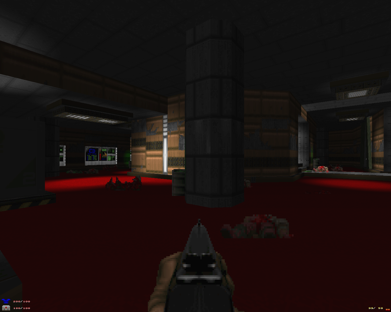Report RSS Some more dynamic lighting (view original) & Some more dynamic lighting image - DOOM:ONE mod for Doom - Mod DB azcodes.com
