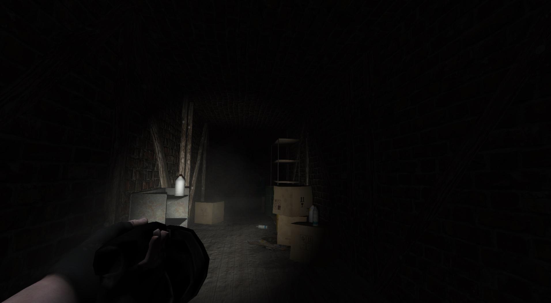 New flashlight/arm finally finished! image - Closure mod ...