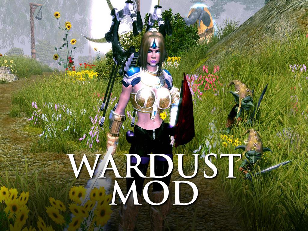 sacred 2 graphic mod