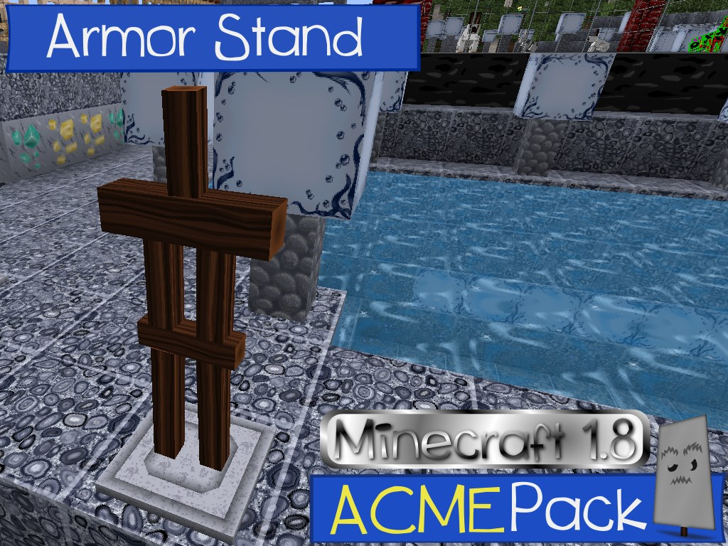 how to break an armor stand in minecraft