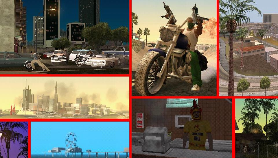 GTA San Andreas News |Grand Theft Auto San Andreas Stories