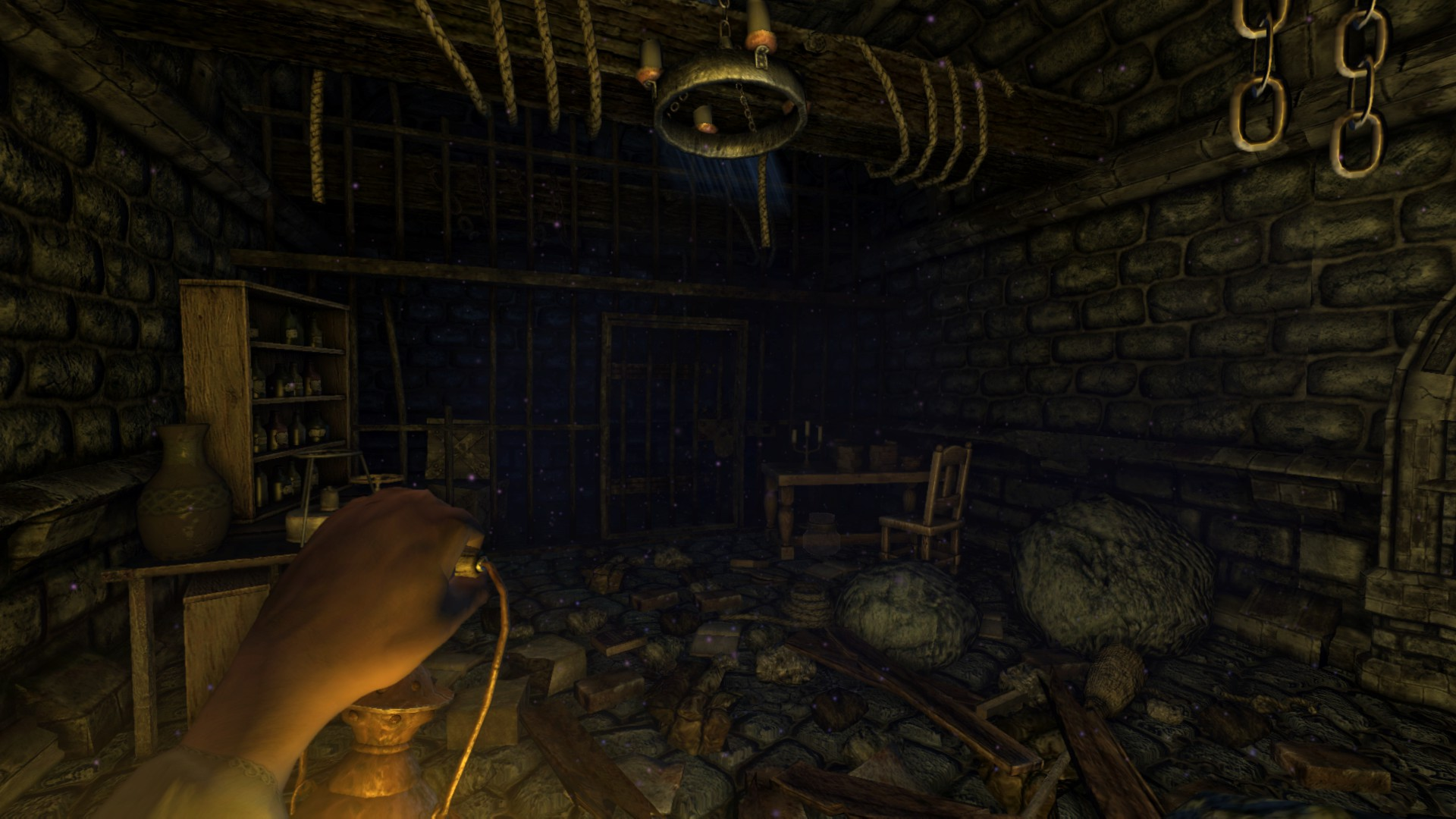Lab Image Antiquity Mod For Amnesia The Dark Descent Mod Db