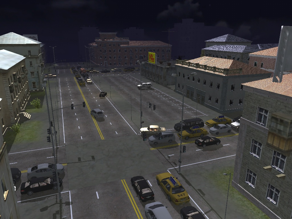Downtown Map Screenshots image - Men of War Zombie Mod Map Pack for on