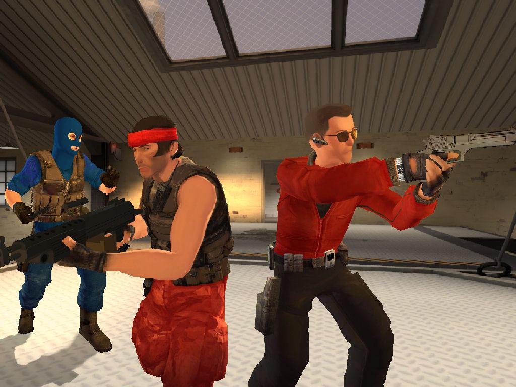 Counter-Strike: Descent On Mann Co  mod - Mod DB