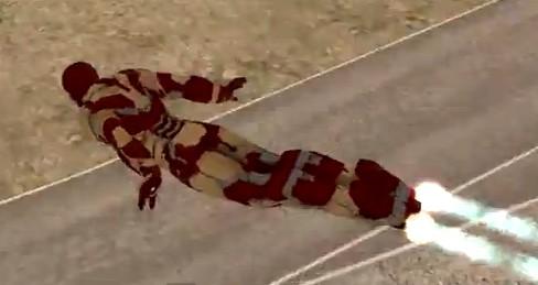 IRON MAN FLIGHT image - Marvel Avengers mod for Grand Theft